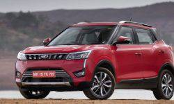 CD-cross XUV300 Mahindra has acquired a new modification available