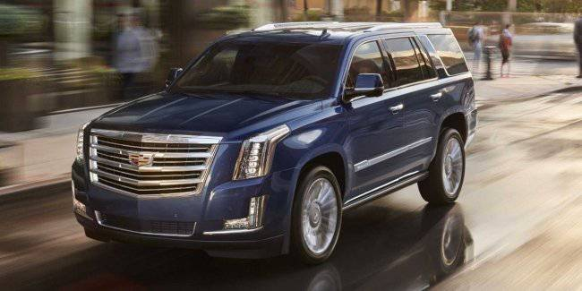 Cadillac Escalade will get a fully electric version