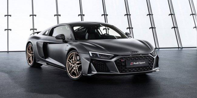 New generation Audi R8 will be electrified