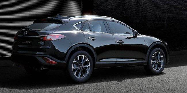 """Mazda CX-4: the exterior style global models and the previous """"atmosfernyi"""""""