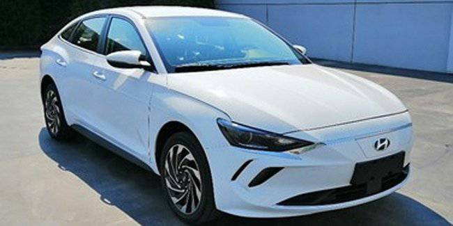 The Network has revealed the design of the electric Hyundai Lafesta