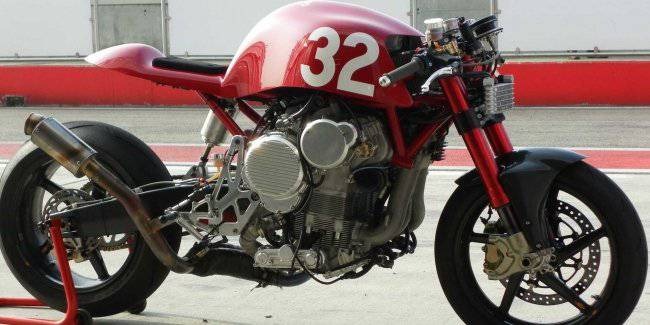 Nembo is once again trying to release a bike with an inverted engine