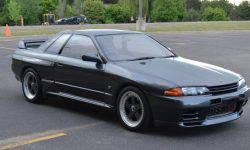 Nissan Skyline GT-R Nismo Edition 90 years of release seen on auction