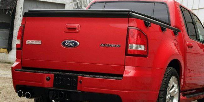 Ford has registered in the United States two unusual names