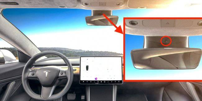 Tesla filed a patent application for a system of personalization of passengers