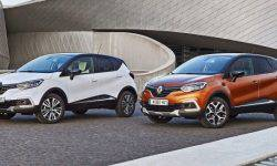 Renault Captur was the best-selling SUV in Europe