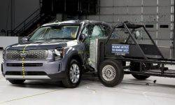 Telluride KIA received five stars for safety