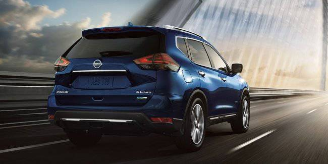 Hybrid crossover Nissan Rogue dismissed