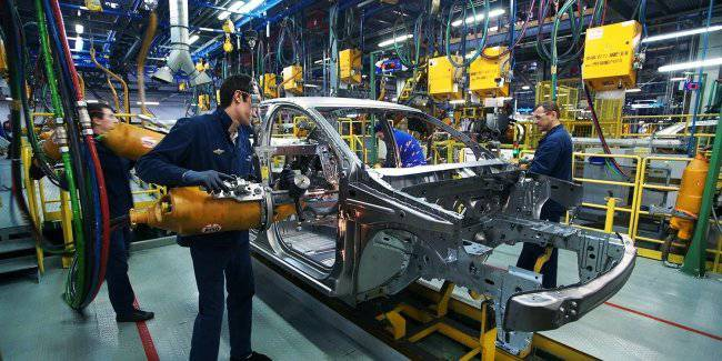 Russian automaker next year will open a new plant