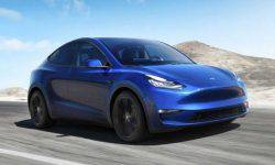 Electric crossover Tesla Model Y will fall on the conveyor in the autumn of 2020