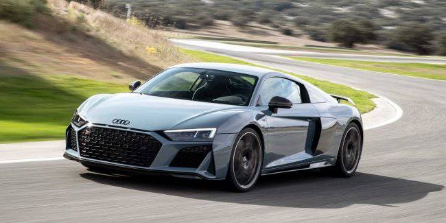 Audi told about the R8 supercar next generation