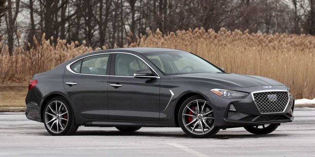 "Genesis G70 is not going to abandon the ""mechanics"""
