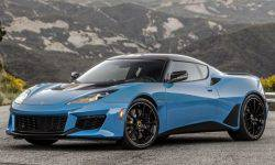 Next year will be released in US on sale Lotus Evora GT