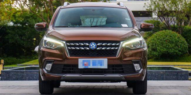 In China began selling the budget analogue of the Nissan Qashqai