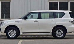Nissan is preparing to introduce an updated SUV Nissan Patrol