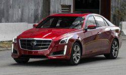 Cadillac starts the serial production of sedan CT5, CTS manufacturing collapses