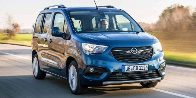 Opel has announced a new engine Combo for Life