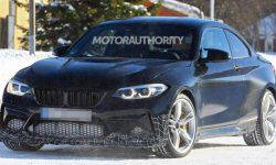 New BMW M2 of CS declassified in the video