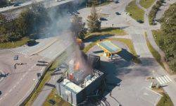 The cause of the explosion at hydrogen filling station in Norway