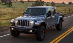 European sales of the Jeep Gladiator begins in April 2020