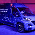 """Ancient"" cult van Type 20 from VW turned into a modern electric car"