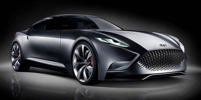In 2021 will be the first electric car of Hyundai Genesis