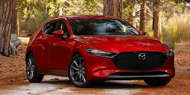 In the Mazda you want to remove a large Central display on all new models