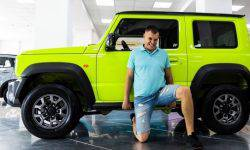Chepachet: new Suzuki Jimny is already available in salons!