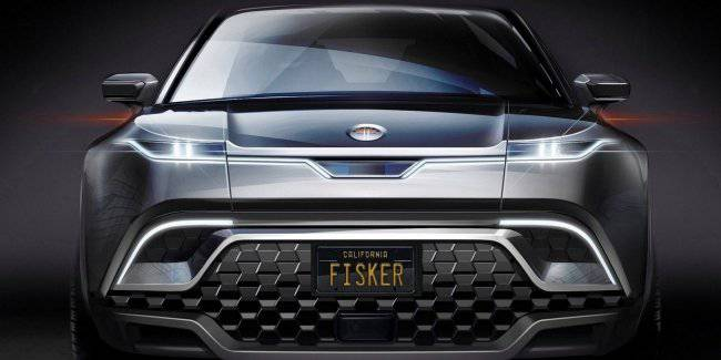 Future electric SUV Fisker will get the sunroof