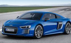 Audi and Rimac will work together on electric R8 successor