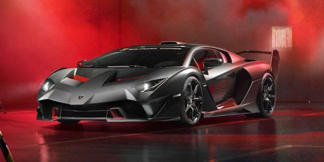 Lamborghini is going to take part in the race hypercar