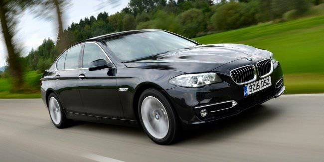 BMW 5-Series will get a new grille