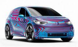 Volkswagen has unveiled its new electric car