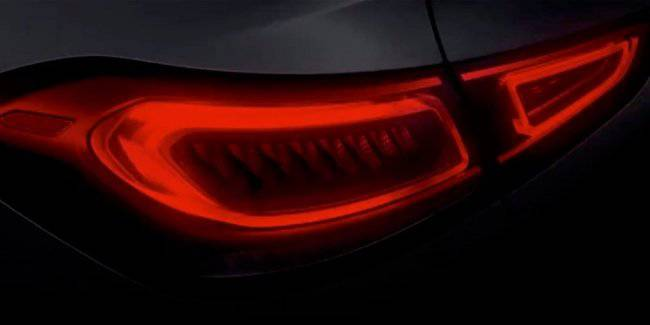 Mercedes has announced the premiere of the new crossover