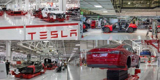 Tesla plans to open a new plant in Germany