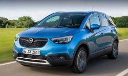 Model Opel Crossland X will show in the fall of masthead power unit