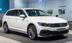 Volkswagen has increased the power reserve of the hybrid Passat GTE