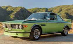 Batmobile BMW 3.0 CSL 1974 sell at auction