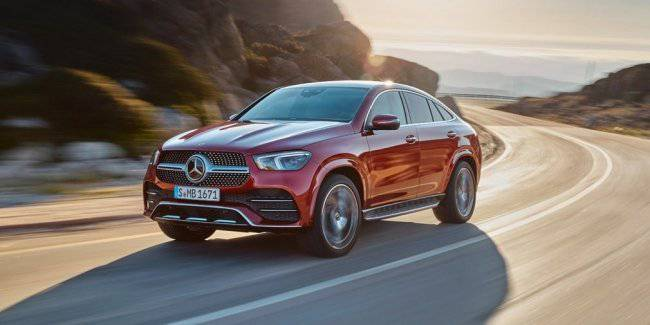 The new Mercedes GLE Coupe has grown in size and have learned to understand human language