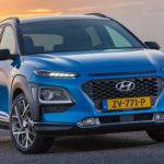 Tests seen the hybrid version of the crossover Kia XCeed