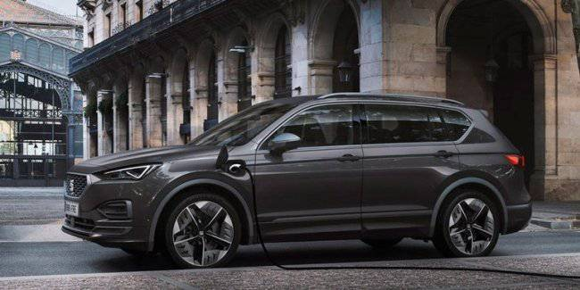 Seat has announced a new hybrid crossover Seat Tarraco