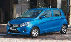 Suzuki will leave the British market without budget models Celerio and Baleno
