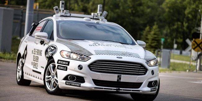 Ford claims that the lifespan of drones will be only 4 years