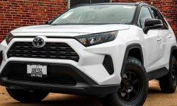 New Toyota RAV4 with a different name and design