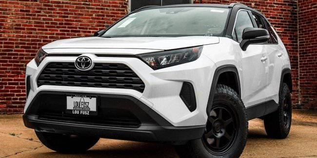 Toyota Suv Names >> New Toyota Rav4 With A Different Name And Design Fineauto