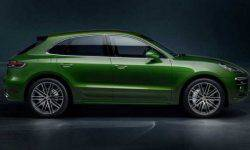Porsche presented the updated Porsche Macan Turbo