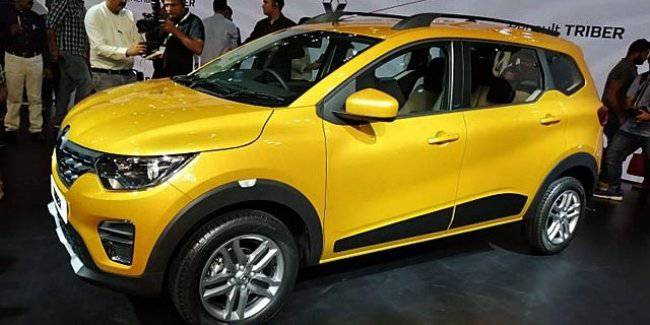 The seven-seat Renault Triber officially enrolled in all dealerships
