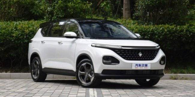 Crossover Baojun RM-5 2020 ready to sales, on the approach of the twin Chevrolet