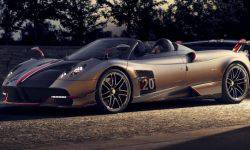 Pagani Huayra Roadster BC: new body, new engine and new features