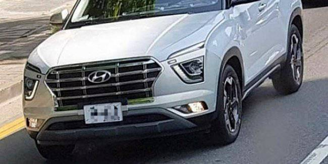 The new generation Hyundai Creta 2020 again opened the curtain of